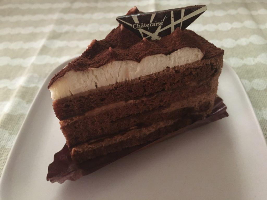 カロリー チョコ ケーキ