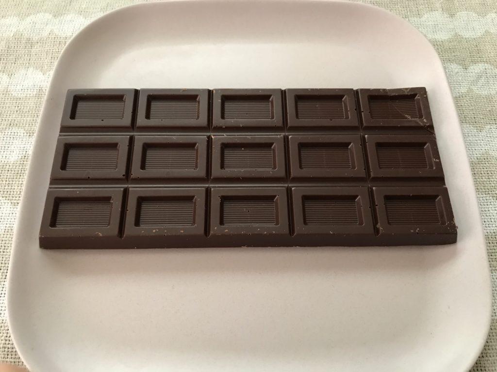 シャトレーゼのスイートチョコレート