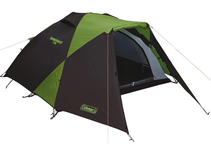 Amazon コールマン(Coleman) テント ツーリングドーム LX 2~3人用 ブラウン