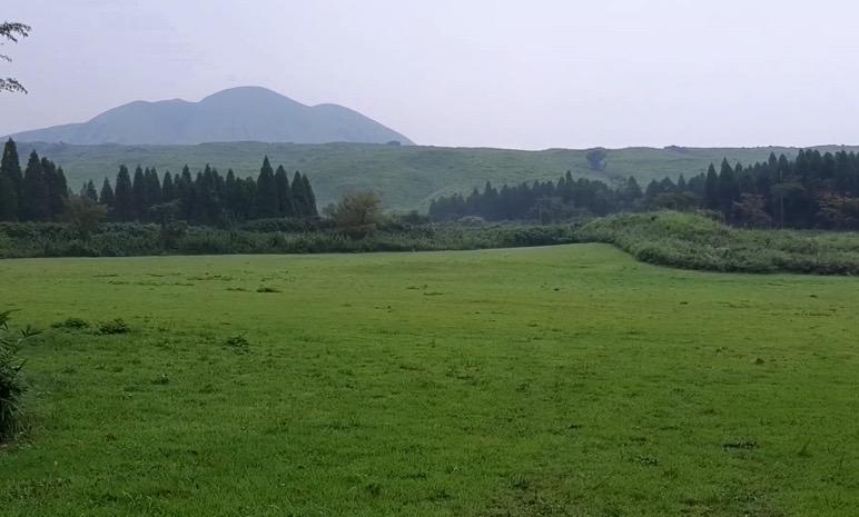 阿蘇くじゅう国立公園阿蘇山三合目 坊中野営場