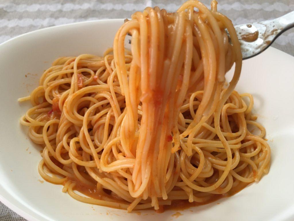 ハインツ大人向けのパスタ 紅ずわい蟹のトマトクリームパスタ レトルト