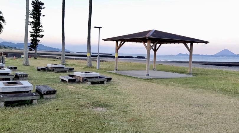 鹿児島県錦江町の無料キャンプ場 神川キャンプ場