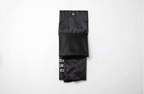 zuccaの付録のエコバッグ ショッピングバッグブックはコンパクトに折りたたみ可能
