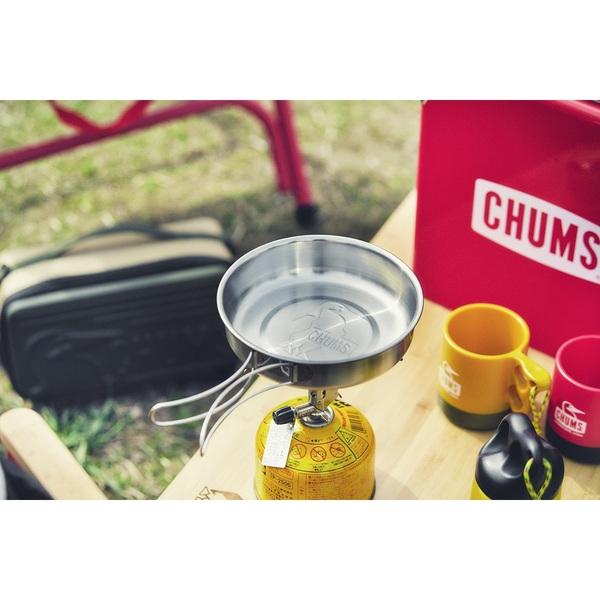 CHUMSのクッカー、コップなど可愛いキャンプグッズ
