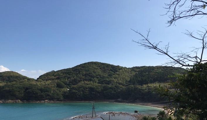 宮崎県日向市 無料キャンプ場 御鉾ヶ浦公園キャンプ場
