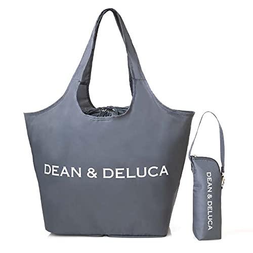 GLOW8月号通常版はDEAN&DELUCAのレジかご買い物バッグ&保冷ボトルケースが付録