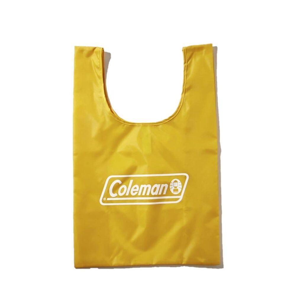 コールマンのエコバッグが付録GO OUT 2021年7月号