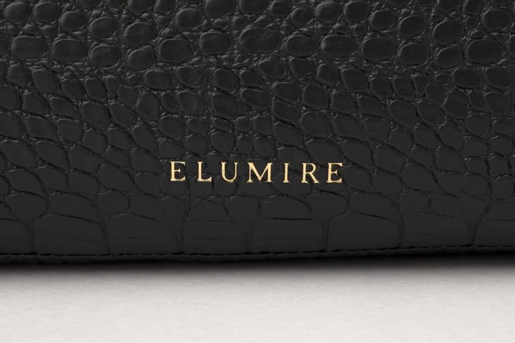 ムック本 エルミーレ ELUMIRE 2WAY CROCO BAG BOOK