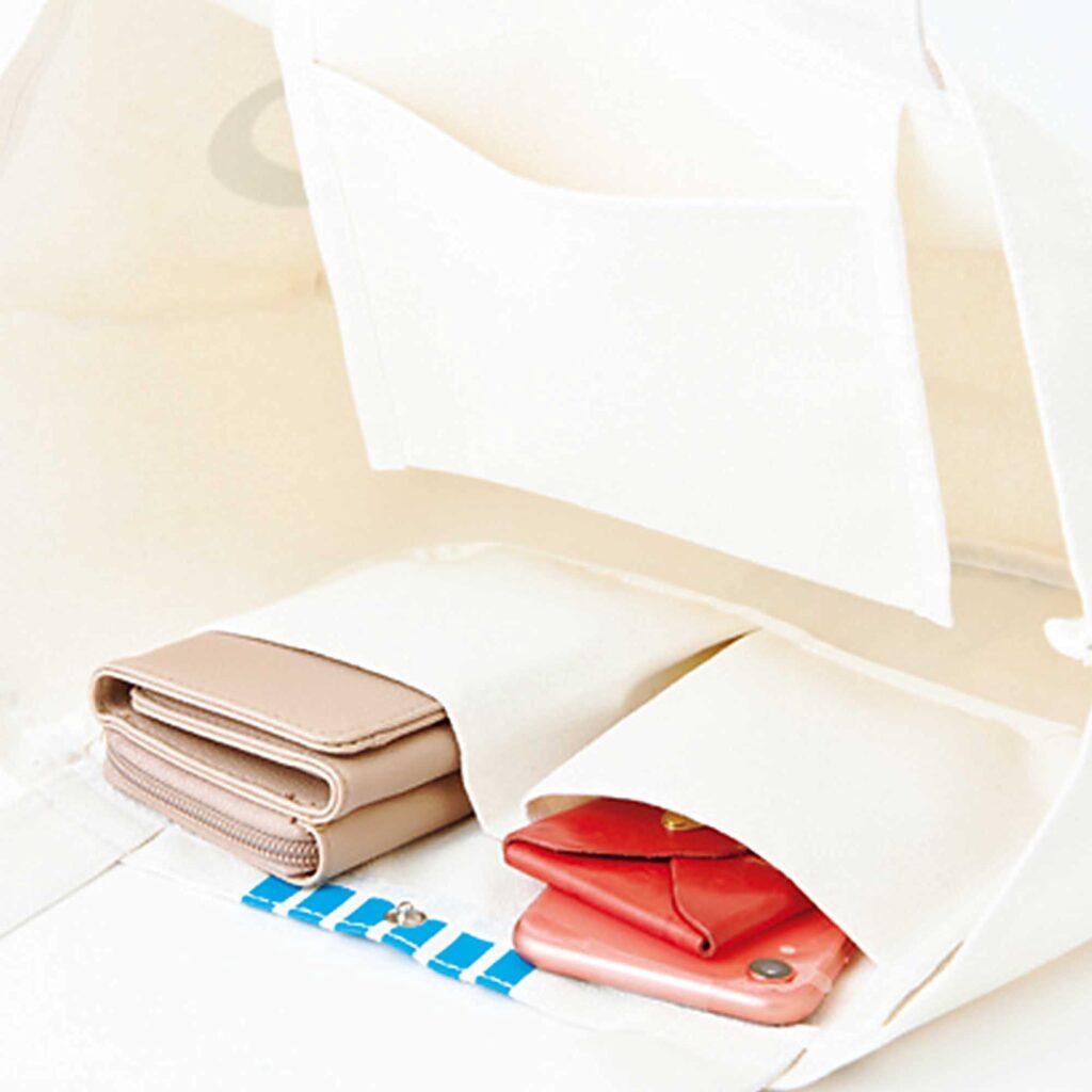 大人のおしゃれ手帖7月号通常版は資生堂パーラーの超ビッグなバッグが付録