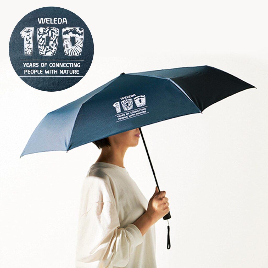 晴雨兼用折りたたみ傘が付録のSPRING  8月号