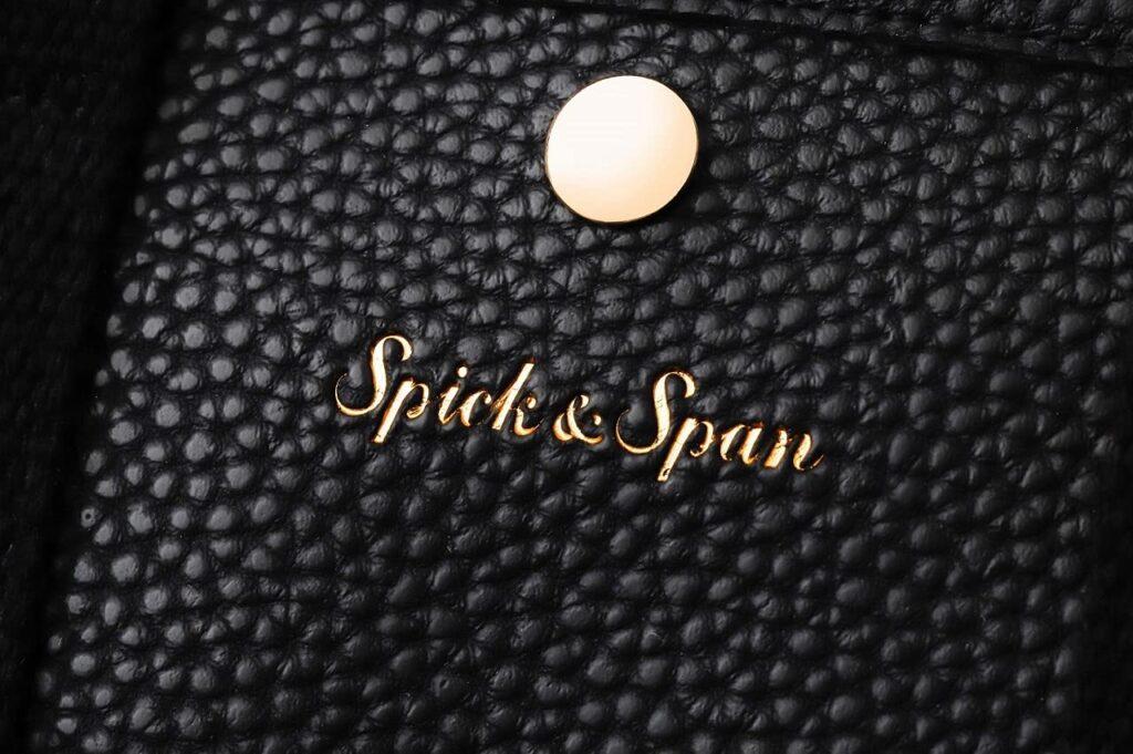 Spick & Spanのムックは 保冷ポーチ in おしゃれトートが付録