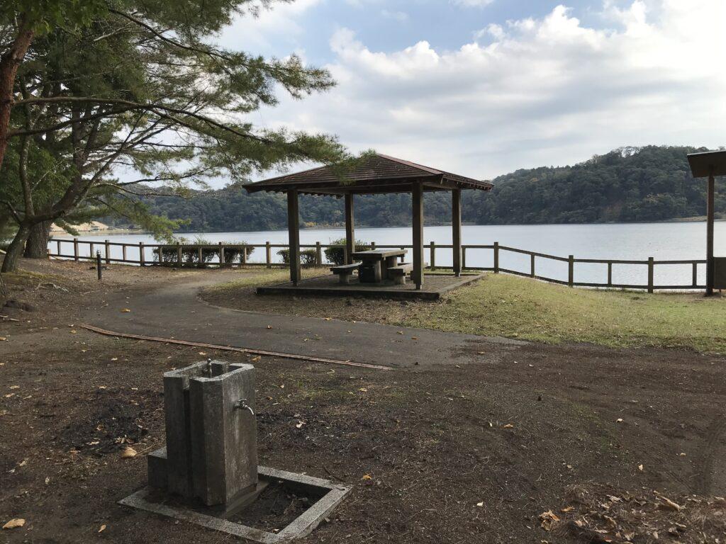 宮崎県おすすめのキャンプ場 奥霧島 御池キャンプ場