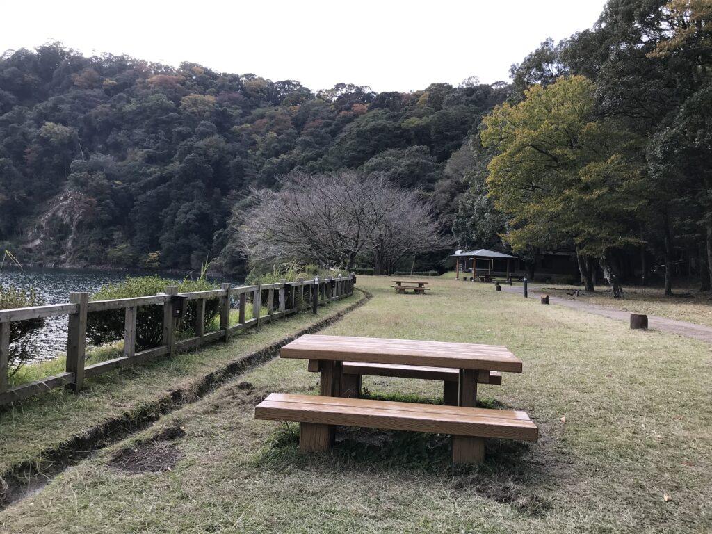 宮崎県 奥霧島 御池キャンプ場