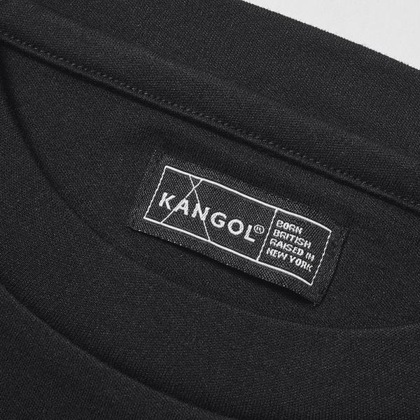 KANGOLカンゴール ロゴ Tシャツ が付録のムック本 セブン-イレブン/セブンネット限定 黒