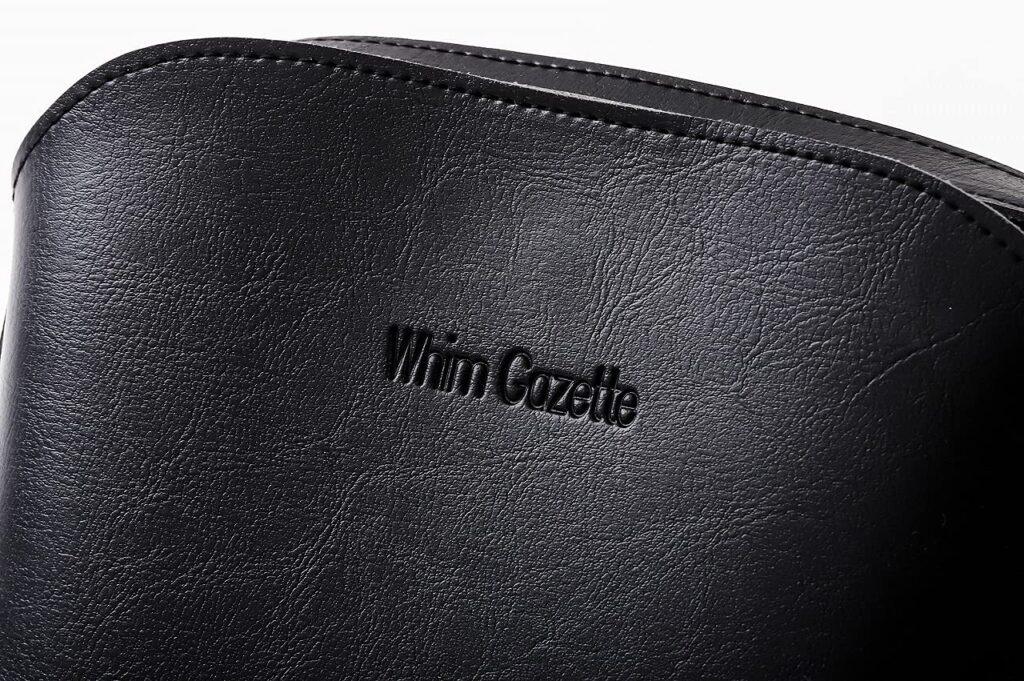 Whim Gazette(ウィムガゼット) ムック本 3層SQUARE SHOULDER BAG BOOK