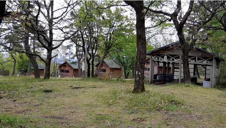 大分県のおすすめキャンプ場 久住山荘南登山口キャンプ場