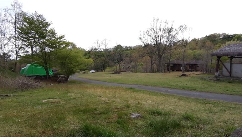 熊本県阿蘇郡ヒゴダイ公園キャンプ場
