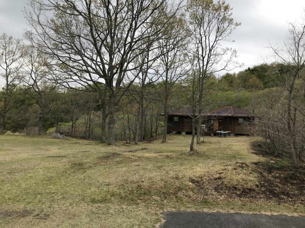 熊本県阿蘇郡ヒゴダイ公園キャンプ場 フリーサイト