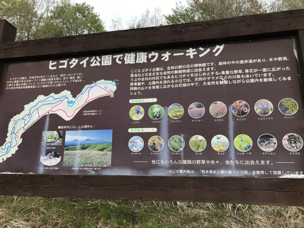 熊本県阿蘇郡産山村ヒゴダイ公園