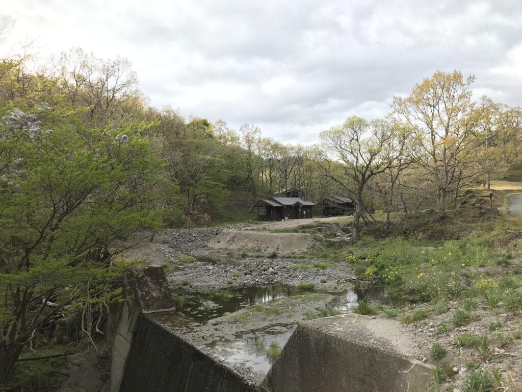 熊本県阿蘇郡ヒゴダイ公園キャンプ場 ロッジ