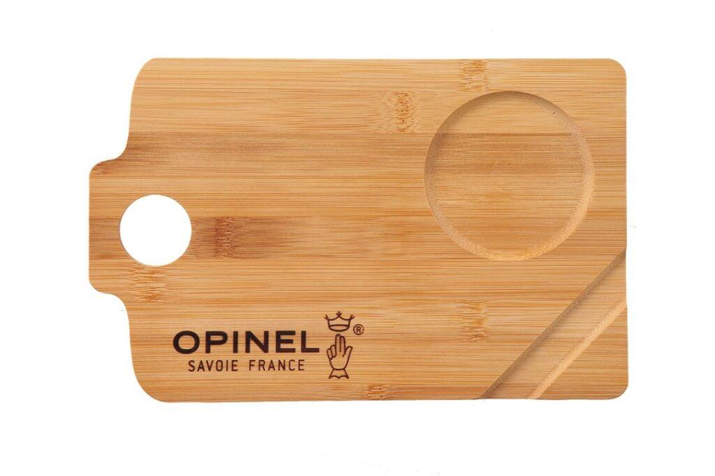 OPINEL オピネル バンブーカッティングボードが付録 BE-PAL9月号
